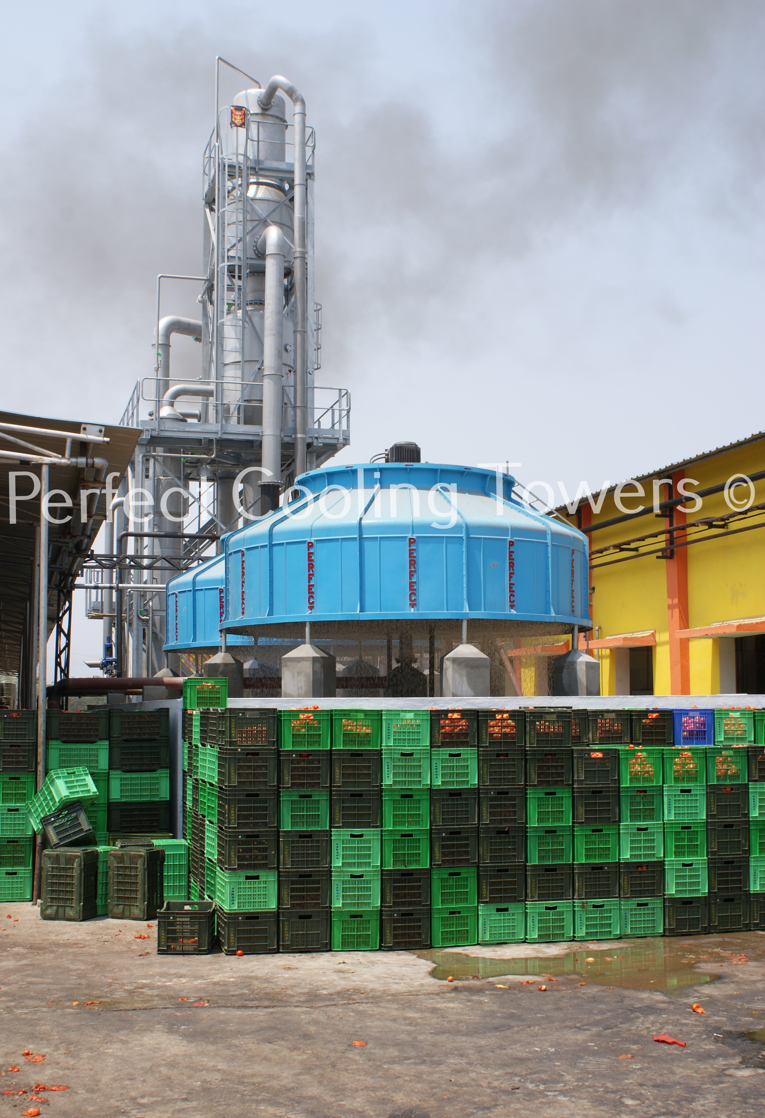 perfect cooling towers     manufacturers of cooling towers