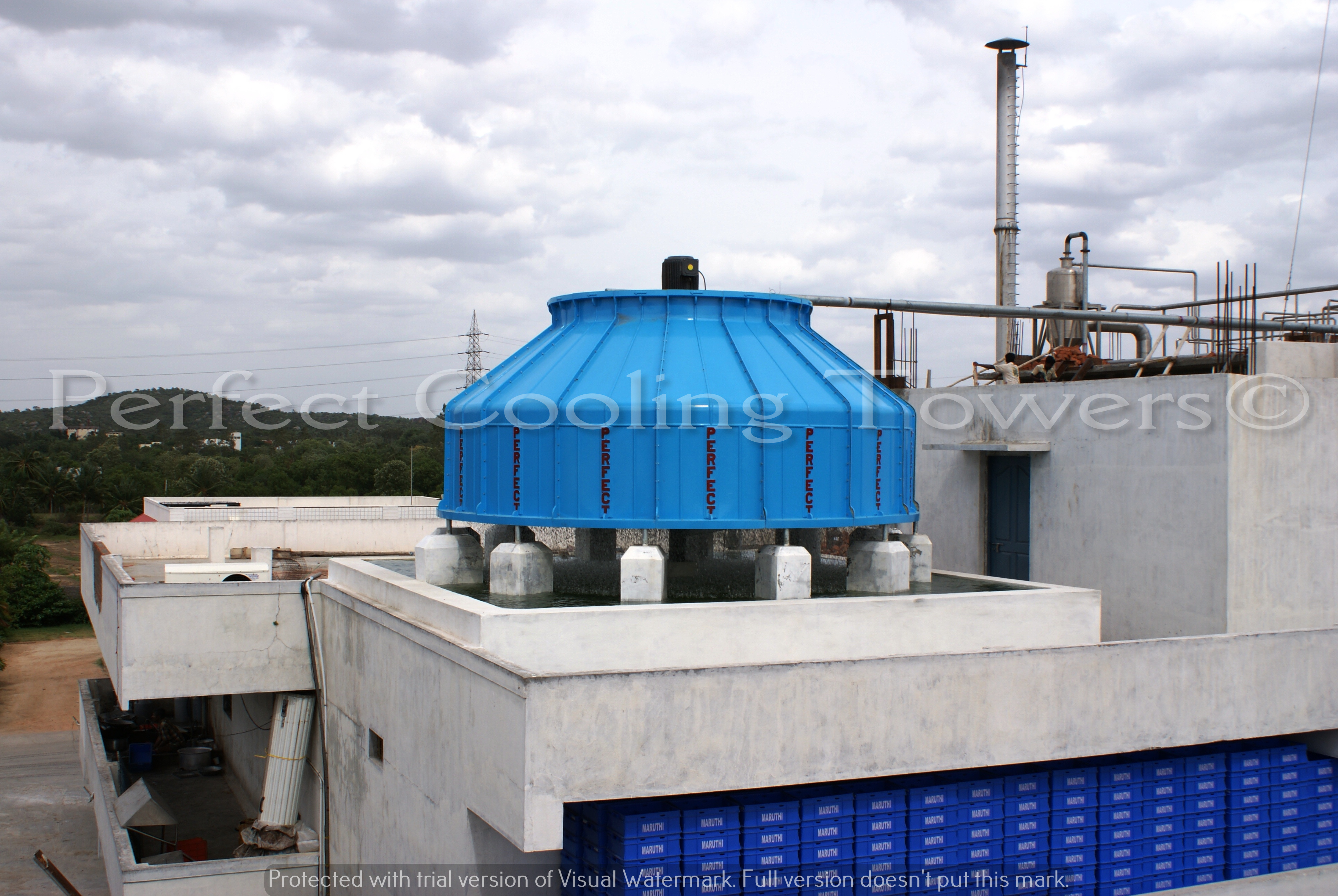 Perfect Cooling Towers Pvt Ltd Cooling Tower Cooling